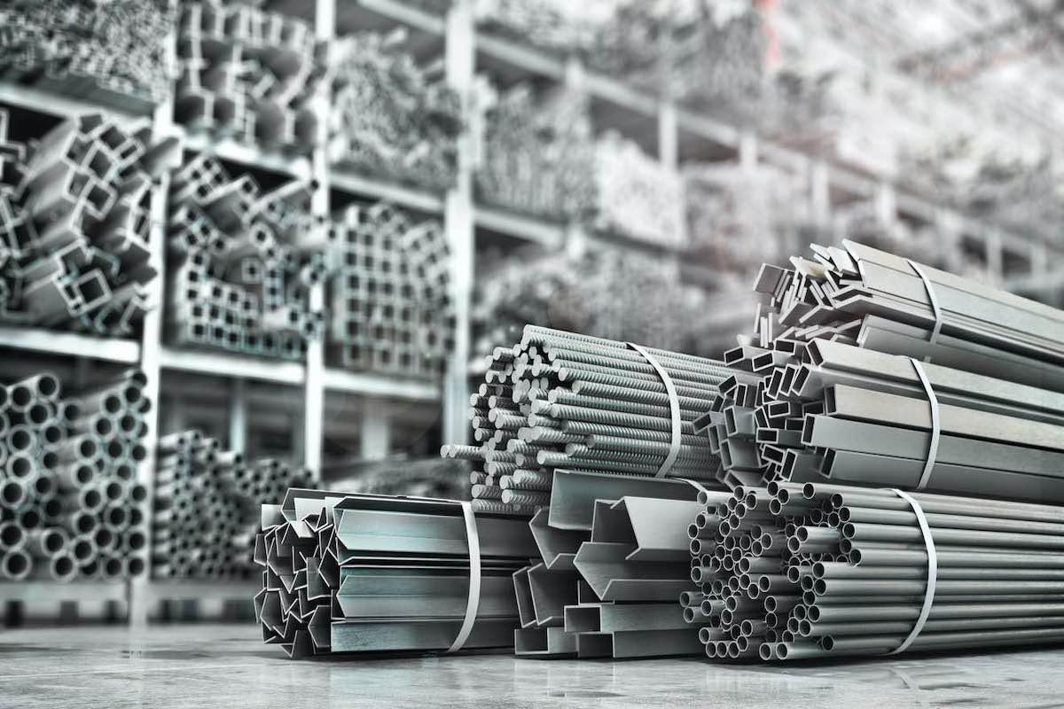 Materiali Ferrosi Profili e Scatolati