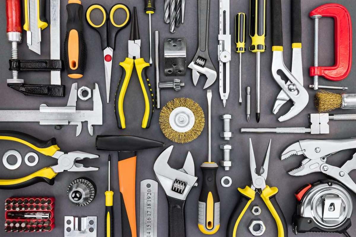 Utensili manuali attrezzi da lavoro
