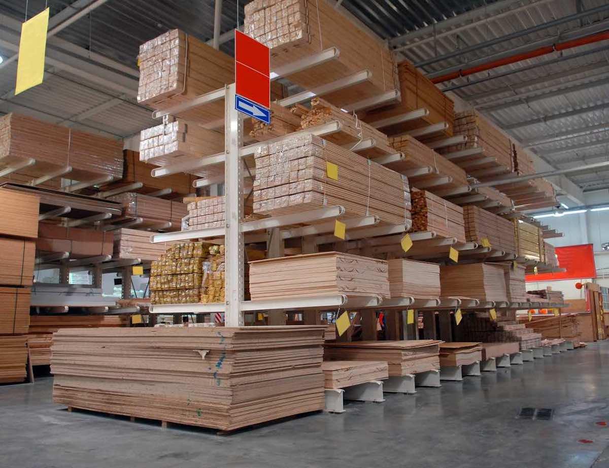 semilavorati legno materiali.