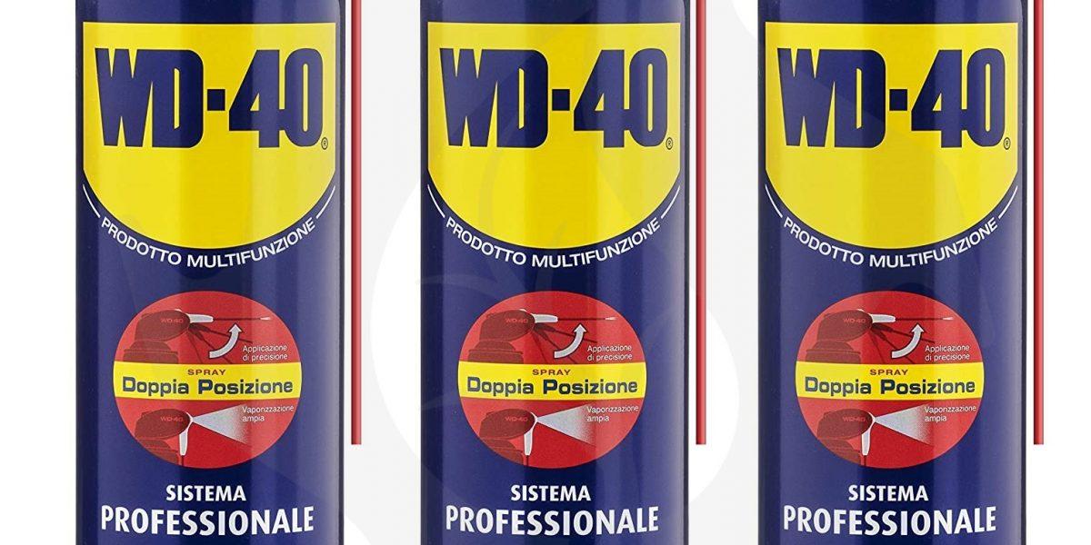 spray multifunzione WD 40 WD-40